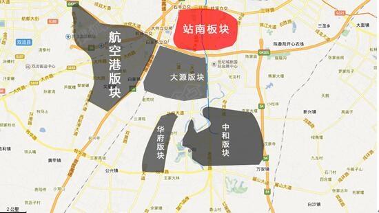城南居住板块PK,谁才是真正的价值洼地图片