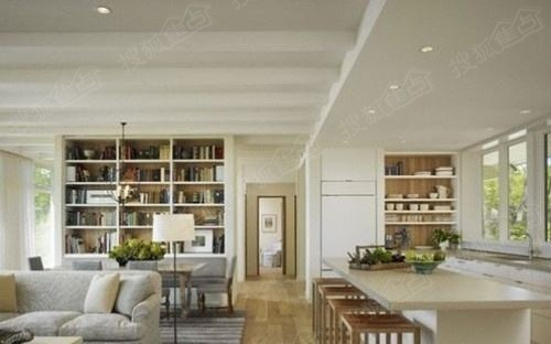 小户型客厅餐厅一体化-小户型厨房客厅一体式,小户型客厅卧室一体,小