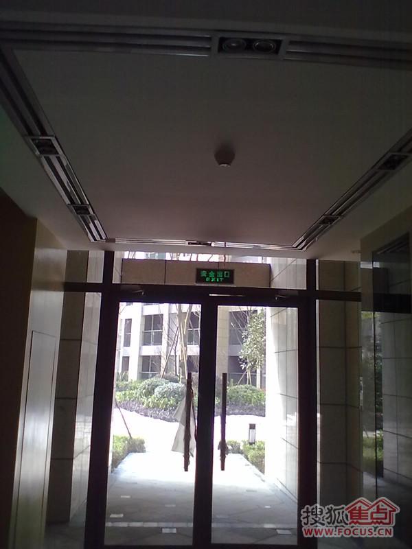 中铁西城高层的智能电表充值终端