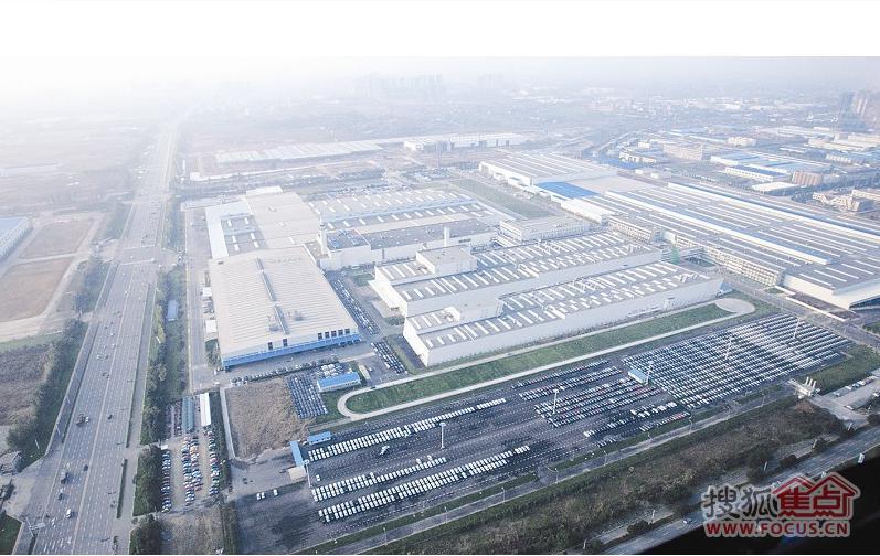 龙泉驿 中国西部崛起的国际汽车城高清图片