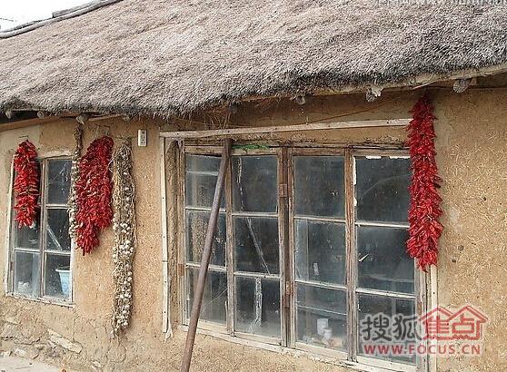 东北农村房子图片_一层农村房子设计图_农村自建房子实景图图片