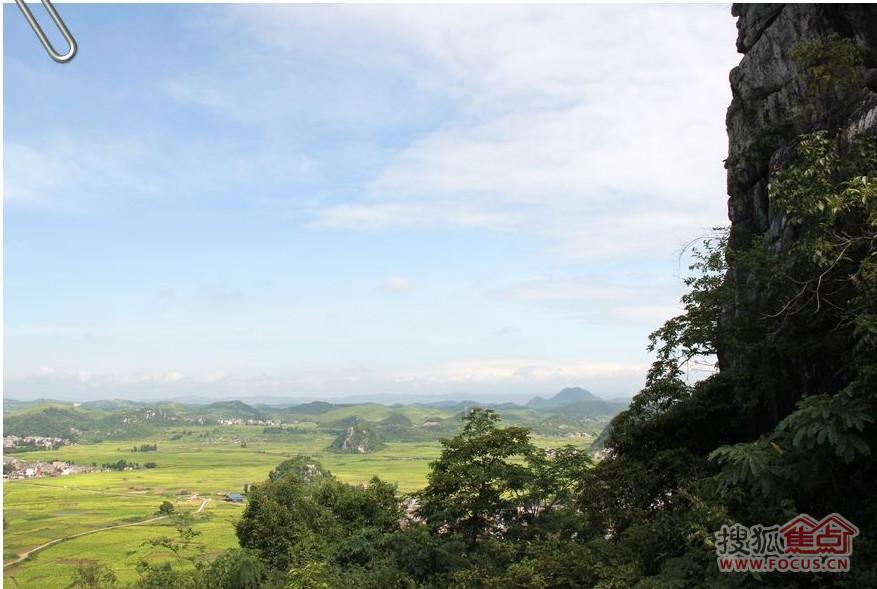 湘南农村风景画