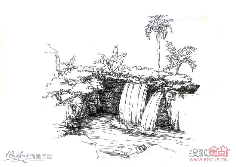 北京天安门广场简笔画图片大全