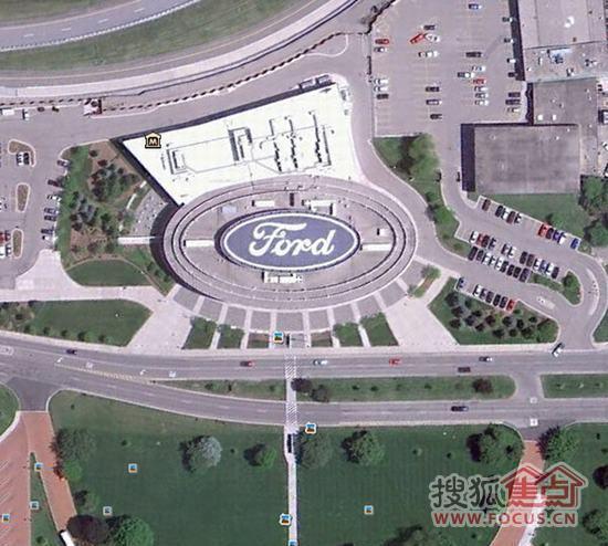 重庆将成福特全球第二大生产基地高清图片