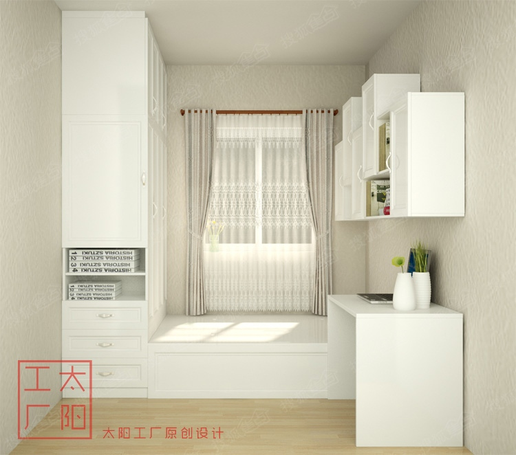 """家具""""胖妞""""挑战6平米小房间"""