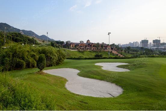 高尔夫国际到底有撒子别墅嘛-庆隆南山高尔夫别墅优势喻离家安顺东站多远小五洲社区图片