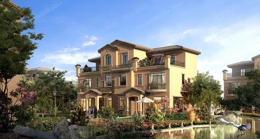 碧桂园豪园,长寿最好的房子,值得你去看