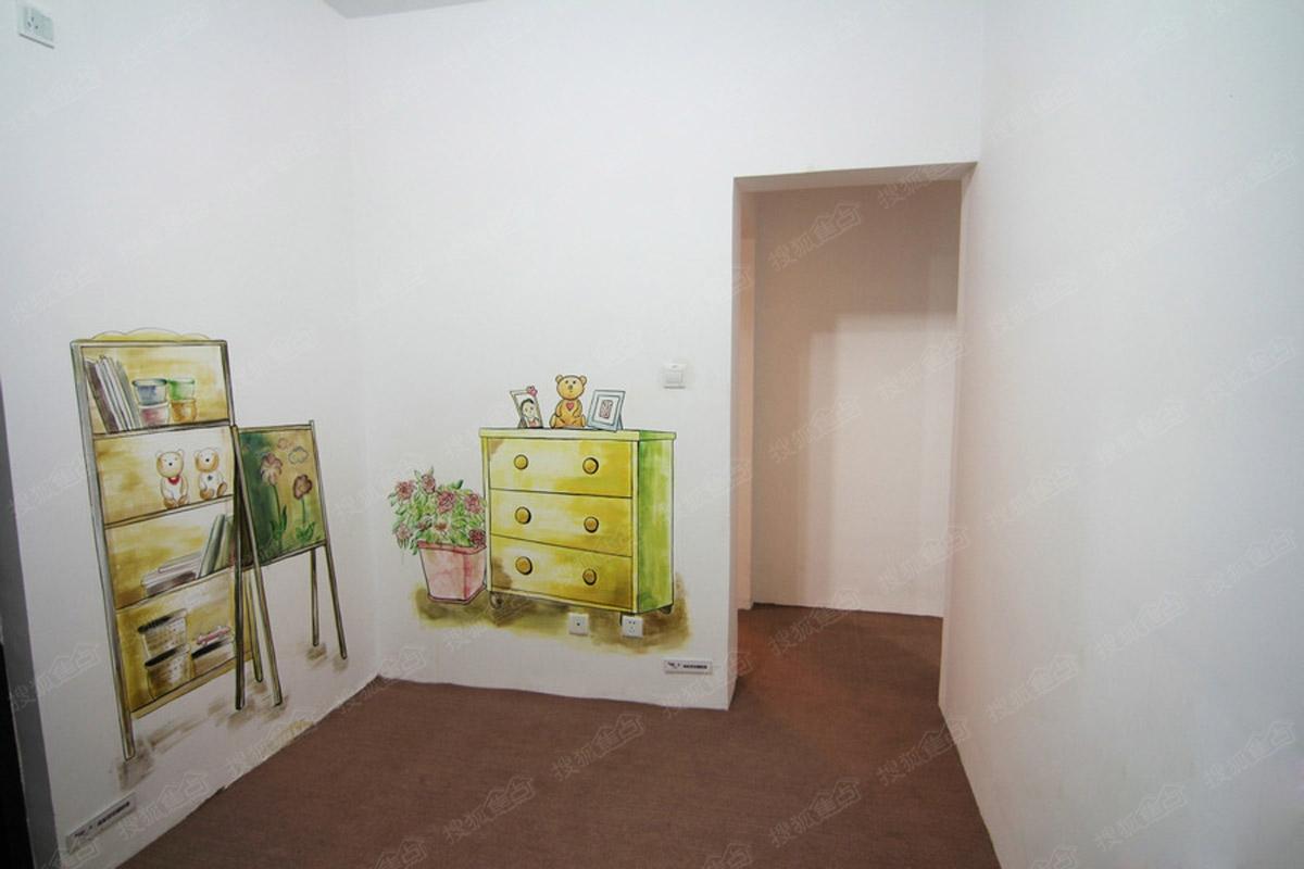 中核鹅岭一品1/2号楼c户型清水样板间—书房