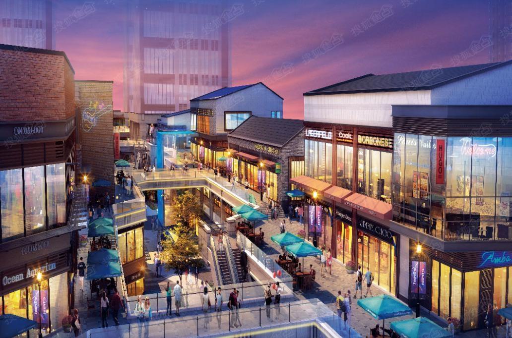 力帆·红星国际广场-全国首创屋顶马术,落地重庆爱琴海购物公园啦