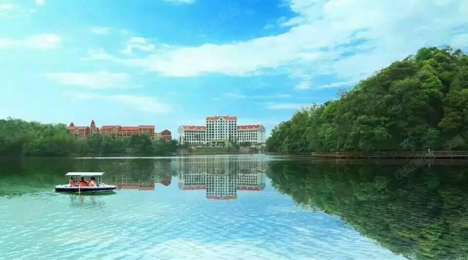 国际养身避暑度假——贵州赤水天岛湖