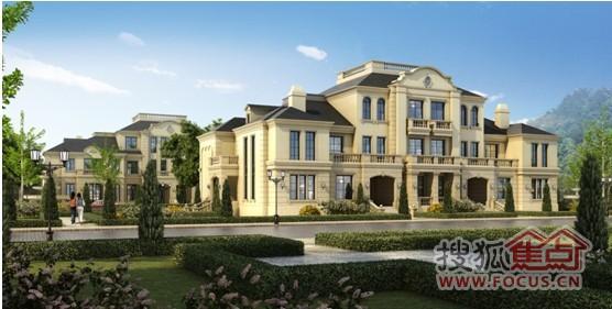 解读欧式风格别墅与法式别墅的区别