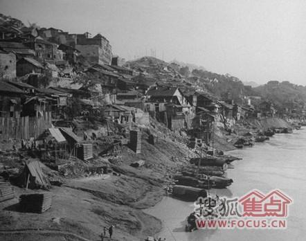 重庆豪宅变迁——吊脚楼时代(东汉起)