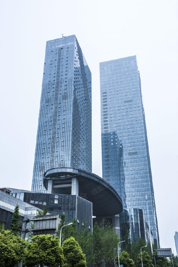 泊富外景图-泊富国际广场-长沙搜狐焦点业主论坛