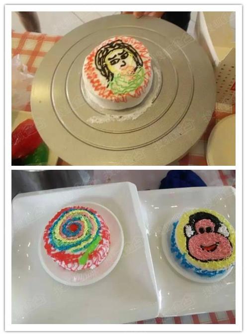 小创意,大甜蜜 蛋糕DIY精彩落幕