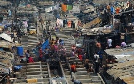 中国贫民窟风景_惊呆中国人!记者揭秘美国和印度贫民窟真实面貌