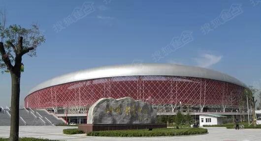 杭州体育馆_航拍杭州亚运会举办体育馆 再扒国内其他知名体育场馆