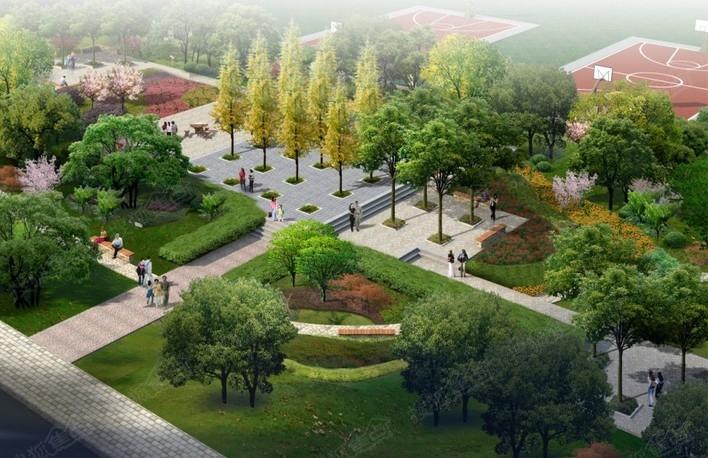 湖南科技大学风景园林