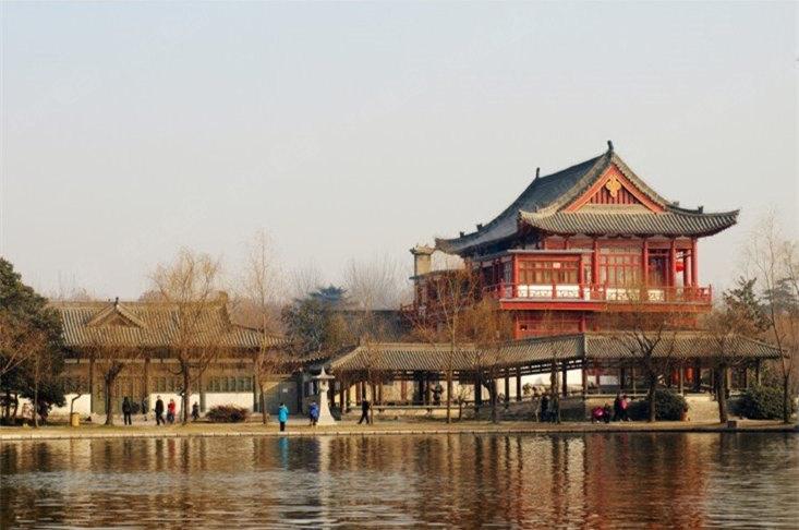 中国古代皇宫什么样? 故宫居然是最小的宫殿