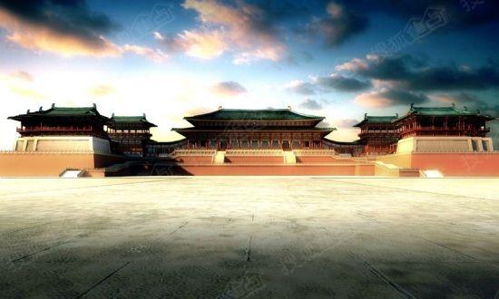 中国古代皇宫什么样? 故宫居然是最小的宫殿图片