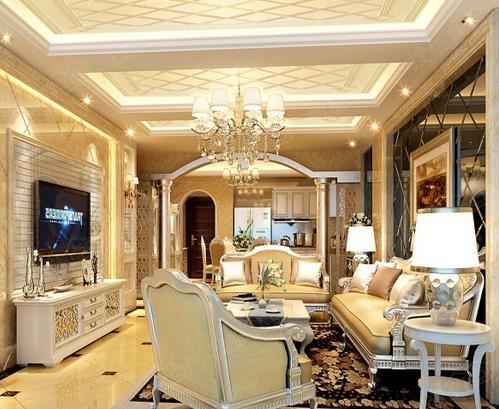 > 简欧风格别墅的设计要素和案例欣赏     简约欧式风格设计由曲线和