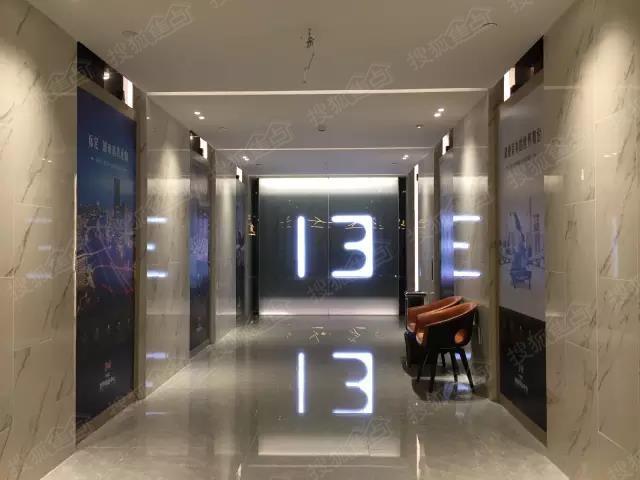 【中心之上 闪耀绽放】万博汇·世界商会中心写字楼大堂正式开放!图片
