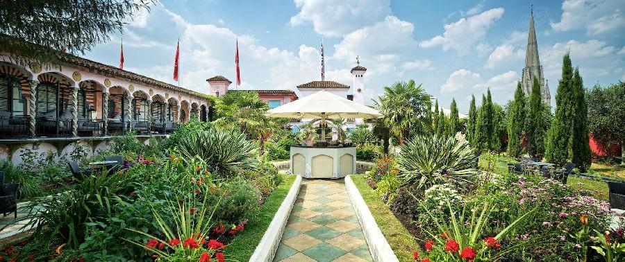 """在长沙,追寻古巴比伦""""空中花园""""的美丽传说"""