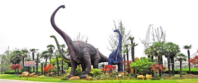 恐龙园去年营收创全国之最,近年还将继续有大动作
