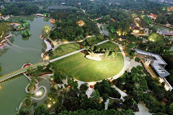 常州未来将有5个公园,3个主题乐园和5个综合体 大常州