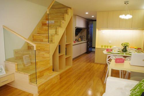 锦珑湾loft现房公寓,样板房是不是超漂亮哒