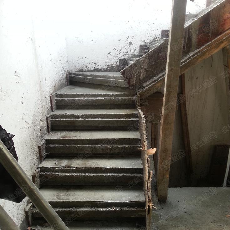 钢结构隔层现浇隔层楼梯阁楼制作