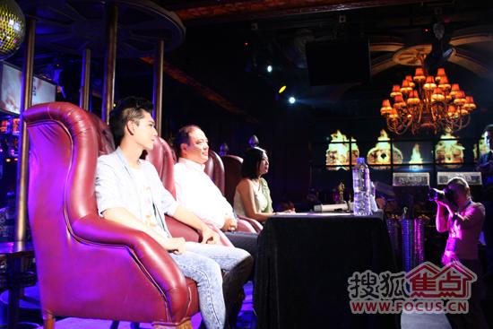 大同搜浩88酒吧中国梦之声歌唱比赛海选,小编带你现场直播