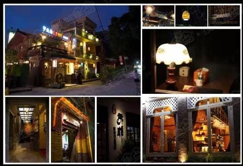 万江坝头酒吧街图片