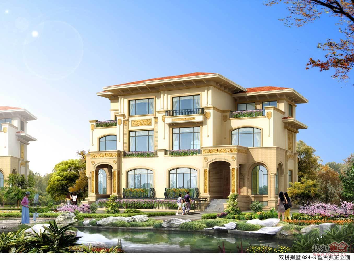 整个洋房建成别墅,洋房类型,高层多种等多层项目,将包括大朗罕有的哪里别墅恩施最好图片