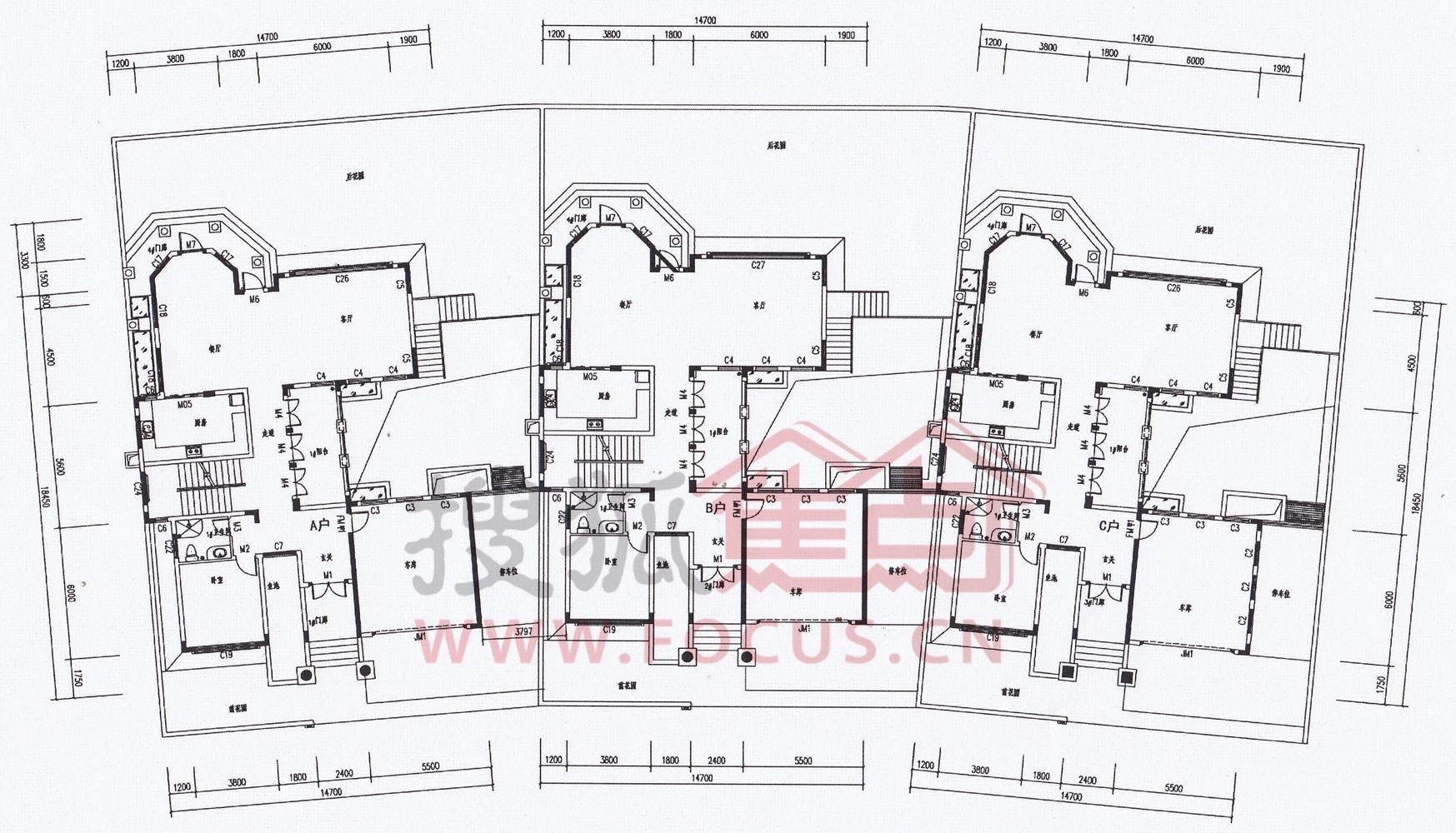 电路 电路图 电子 户型 户型图 平面图 原理图 1747_1000