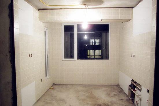 no2:翻新旧房子