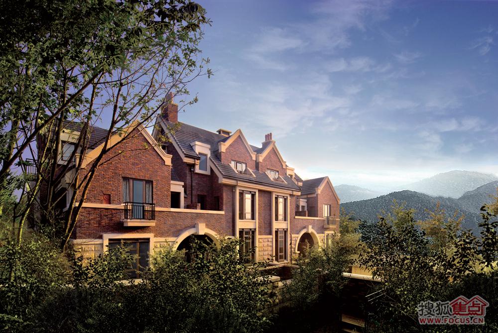万科 西山别墅图片