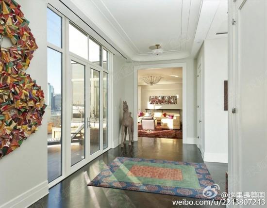 房子太大竟迷路 美国夫妇出售史上最贵公寓 大1千平米
