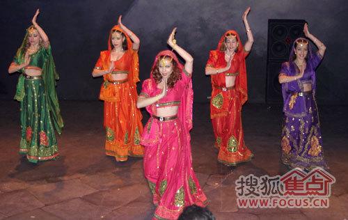 印度风情肚皮舞��.d_印度的肚皮舞