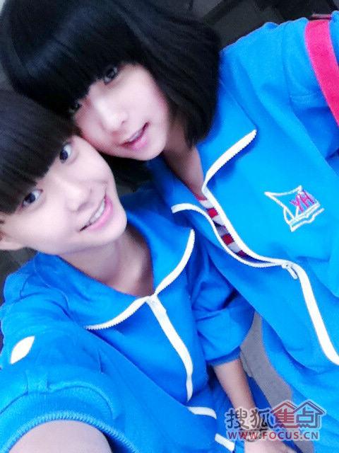 中国最美校服女生大比拼 各种清纯萌妹子大饱眼福