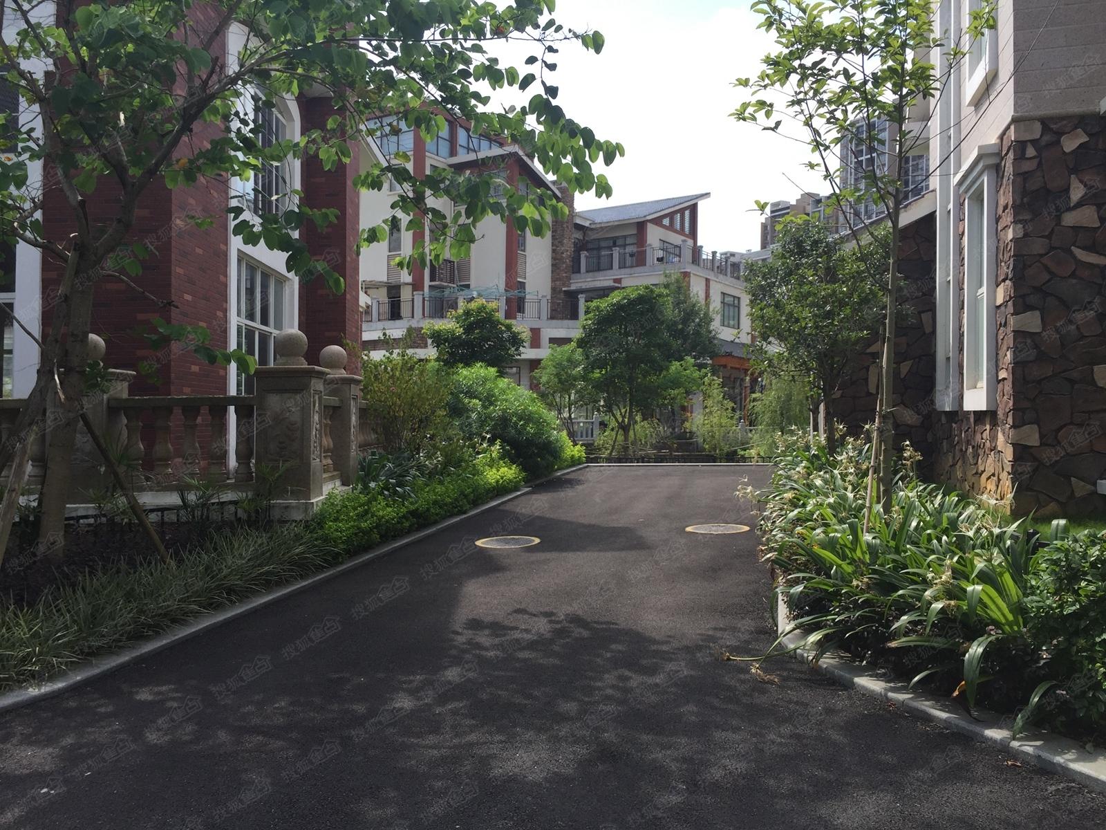 桂林奥林匹克花园别墅区