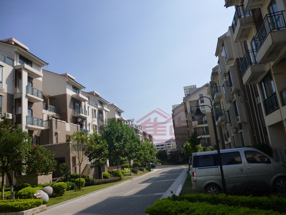 桂林桂林奥林匹克花园奥林匹克花园外景高清大图