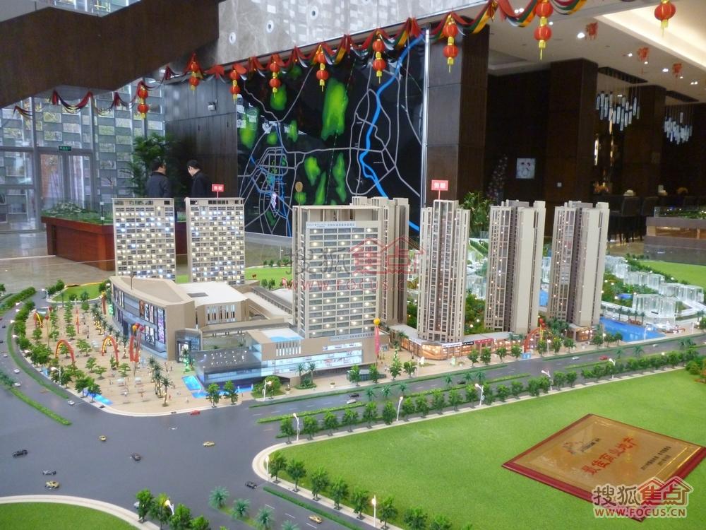 图:游漓看房之花样年花样城——桂林首席城市综合体