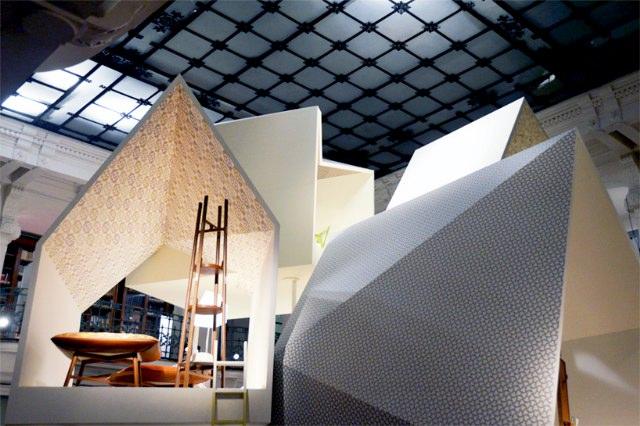 爱马仕空间展示设计