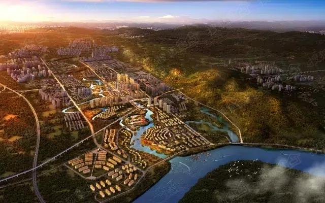 产业基地落户,东部新城将打造千亿级通信产业集群