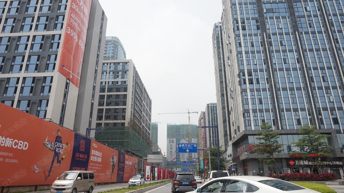 华南新城周边配套图
