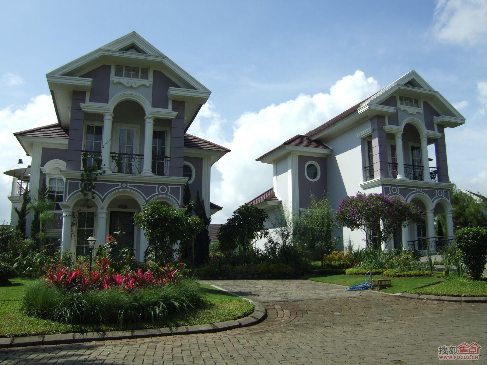 广州业主论坛 富力半岛花园业主论坛 > 图:印尼椰加答附近kota bunga