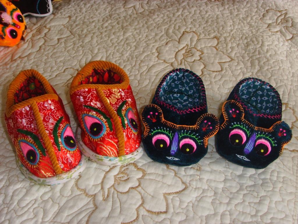 老妈的手工艺品分享,准备生小孩的邻居有福了,诚征继承人