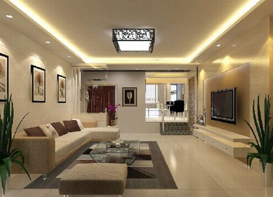 无锡旭成装饰装潢_不同客厅装修图效果 呈现出不一样的居家享受