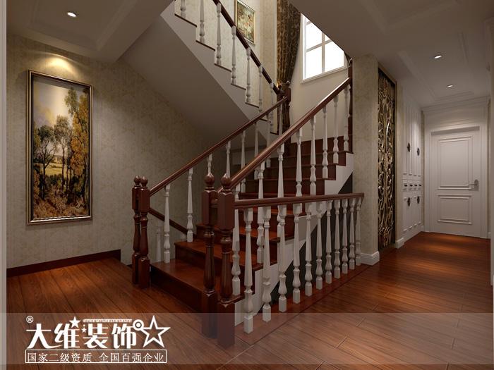 半岛1号A2 297平米别墅现代中式风格装修设计效果图高清图片