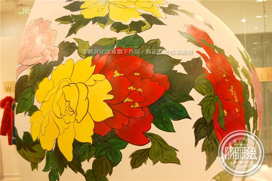 包头墙体彩绘 幼儿园墙体彩绘 主题酒店墙体彩绘 3D立体画图片
